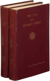 image of The Life of Richard Owen