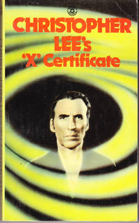 Christopher Lee\'s \'X\' Certificate
