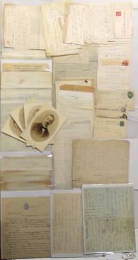 Significant Archive of 94 Unique Items of HLS, HNS & TLS Communication Plus Ephemera; [Jesuit Relations]