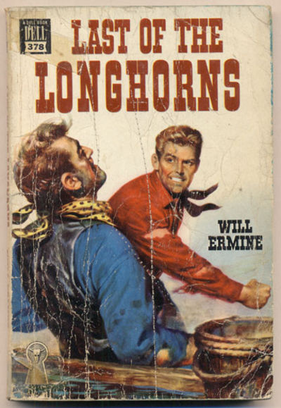 New York: Dell Publishing Company, 1948. Paperback. 191pp. Sextodecimo Illustrated wraps. The edges ...