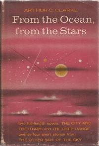 From The Ocean, From the Stars by  Arthur C Clarke - First Edition - 1958 - from Ed Conroy Bookseller and Biblio.co.uk