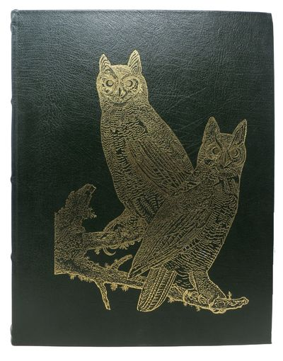 Norwalk, CT: The Easton Press, 1981. 1st edition thus - a collector's edition. Green leather binding...