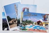 sixteen unduplicated unused color-photo postcards