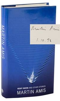 image of Heavy Water and Other Stories (Signed First Edition)