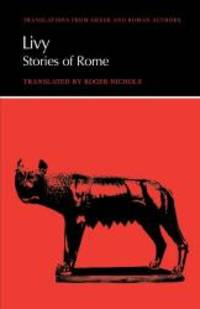image of Livy: Stories of Rome (Translations from Greek and Roman Authors)