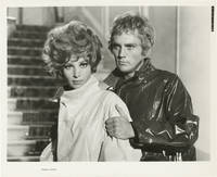 Modesty Blaise (Collection of nine original photographs from the 1966 film)