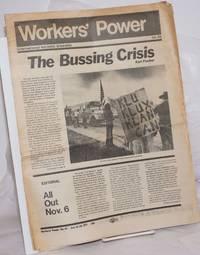 image of Workers' Power, No. 43, Oct 15-28, 1971 International Socialist biweekly