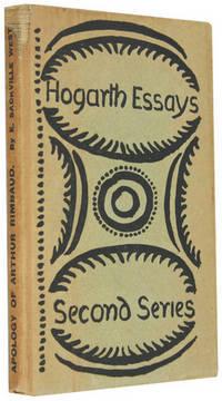 The Apology of Arthur Rimbaud: A Dialogue [Hogarth Essays, Second Series]