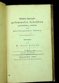 Matthias Saxtorphs gesammelte Schriften geburtshülflichen, praktischen und physiologischen Inhalts ... zweite sammlung