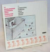 11. International Nasreddin Hodja Cartoon Contest [1991]