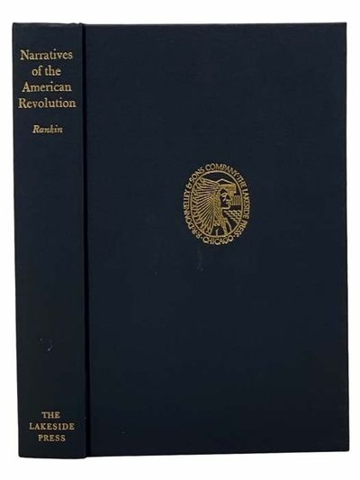 Chicago: The Lakeside Press / R.R. Donnelley & Sons Co, 1976. First Thus. Hard Cover. Fine/No Jacket...
