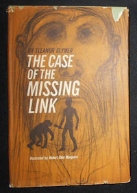 image of The Case of the Missing Link by Eleanor Clymer; Illustrated by Robert Reid Macguire