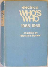 Electrical Who's Who 1968-1969