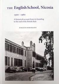 The English School, Nicosia 1900-1960