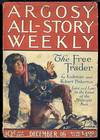 Tarzan and the Golden Lion Part Two in Argosy All-Story Weekly December 16, 1922