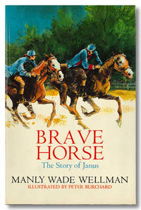 image of BRAVE HORSE THE STORY OF JANUS