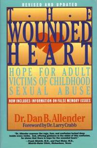 The Wounded Heart : Hope for Adult Victims of Childhood Sexual Abuse by Dan B. Allender - 1990