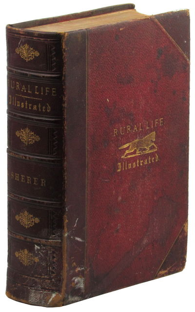 London: London Printing and Publishing Company, nd. Hardcover. Good. xvi, 1011pp+ index. Three quart...