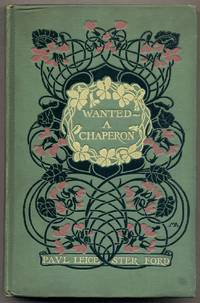 image of Wanted: A Chaperon