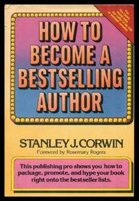 image of HOW TO BECOME A BESTSELLING AUTHOR