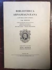 King Arthur, North-by-Northwest The matière de Bretagne in Old Norse-Icelandic romances Bibliotheca Arnamagnaeana Vol. XXXVII (37).