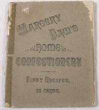 Margery Daw's Home Confectionery