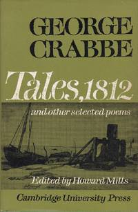 Tales, 1812 and other selected poems by  George: Crabbe - First Edition - from Paul Brown Books (SKU: 28791)