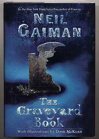 The Graveyard Book.