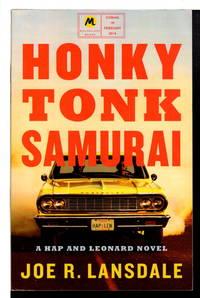 HONKY TONK SAMURAI.