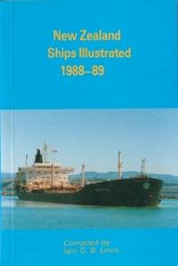 image of New Zealand Ships Illustrated 1988-89