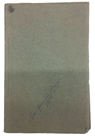 : B. B. Redding, State Printer, 1855. 1st edition. Not in Cowan, nor Greenwood. Bound in later blue-...