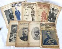 Black and white Transvaal special. Issue Nos. 1, 6, 8, 10, 12, 13, 18, 19, 24. (9 volumes) (Concerns the South African War, 1899-1902) by  Co Black and white Pub - Paperback - First Edition - 1899-1900 - from SequiturBooks and Biblio.co.uk