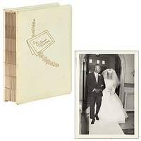 (Photo album): Wedding album of an African-American Couple 1963