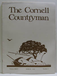 THE CORNELL COUNTRYMAN, VOLUME XXXV, NUMBER 6, MARCH 1938