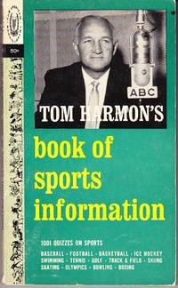 Tom Harmon's Book of Sport Information