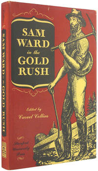 Sam Ward in the Gold Rush.