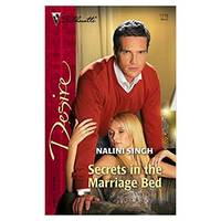 Secrets in the Marriage Bed Harlequin Desire Mass Market Paperback