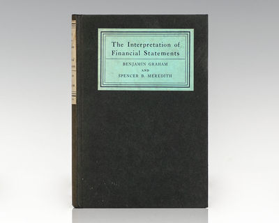 New York: Harper & Brothers Publishers, 1937. First edition with the statement of first edition on t...