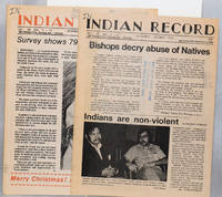 Indian record vol. 38 nos. 9-10, 11-12 [two issues]