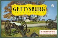 Gettysburg Pennsylvania.  The Civil War\'s Greatest Battlefield in Full Color