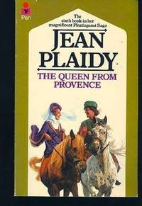 image of Queen from Provence (Plantaganet saga / Jean Plaidy)
