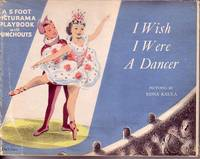 I Wish I Were a Dancer - A 5 Foot Picturama Playbook with Punchouts