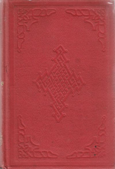 New York, NY: C.M. Saxton. Good. 1852. Hardcover.