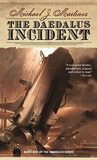 image of The Daedalus Incident: Book One of the Daedalus Series