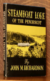 image of STEAMBOAT LORE OF THE PENOBSCOT