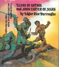 image of Llana of Gathol and John Carter of Mars