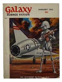 Galaxy Science Fiction, January 1953, Vol. 5, No. 4