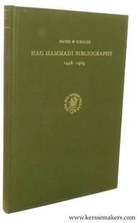 Nag Hammadi Bibliography 1948 - 1969