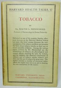 image of TOBACCO.  [At head of title page:] Harvard Health Talks