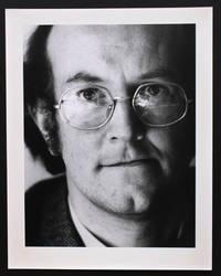 Portrait photographique de Marcel Gauchet par Bruno de Monès (tirage vintage signé)
